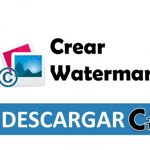 wateremark